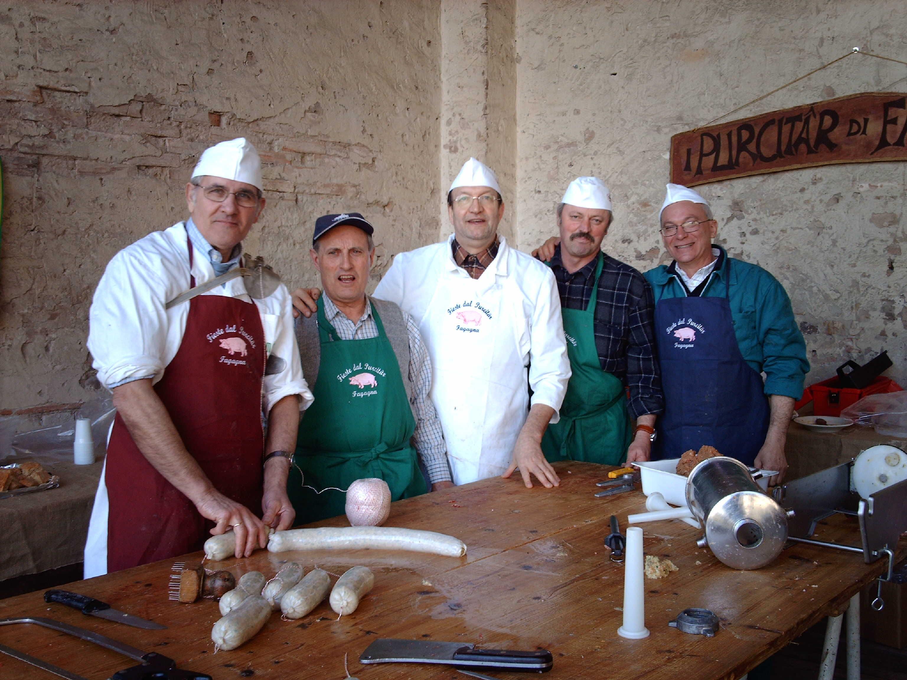 Gite a Gattatico 2007/'08/'09