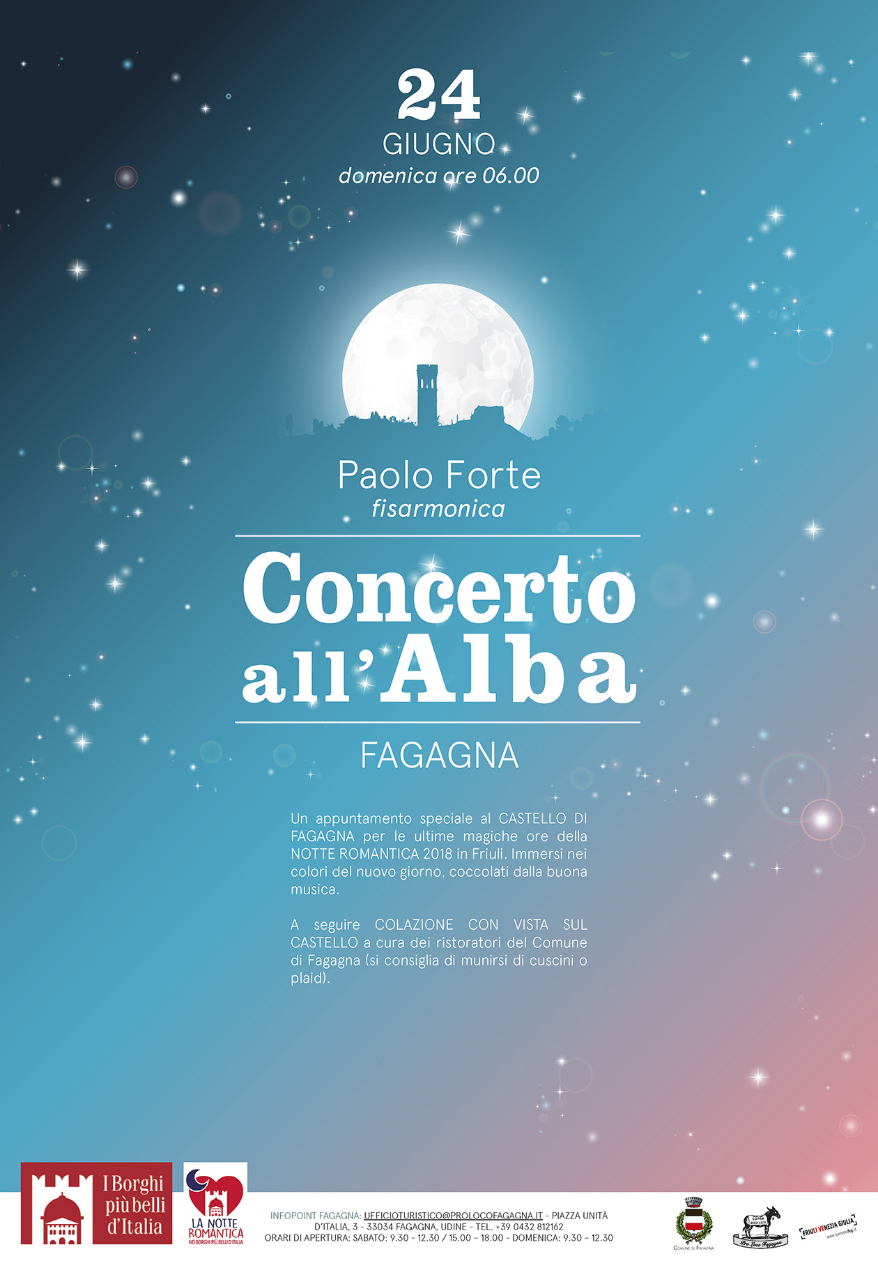 Concerto all'Alba 2018