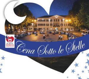 Cena Sotto le Stelle 2018 - Fagagna - Borghi belli FVG